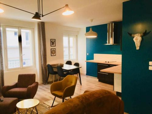 Gastronomy Reims : Appartement proche de Évergnicourt