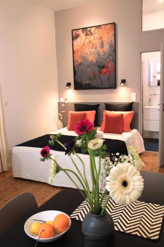 L'Art Studio : Appartement proche de La Rochelle