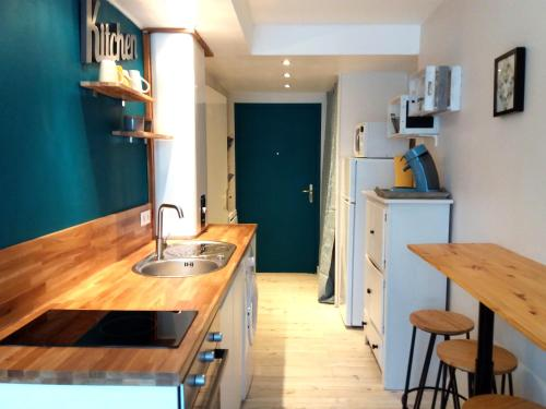 Studio La Dranse : Appartement proche de Vailly