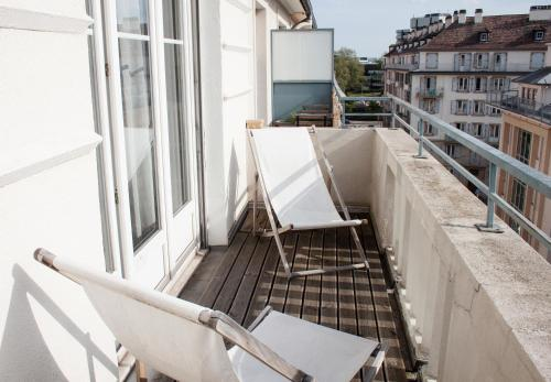 Appartement Charmant T2 avec Balcons