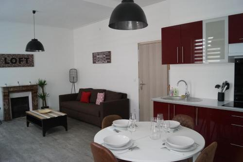 Appartement Indus chic au coeur de Reims