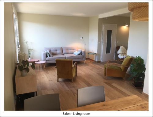 Appartement du Parc : Appartement proche de Sciez