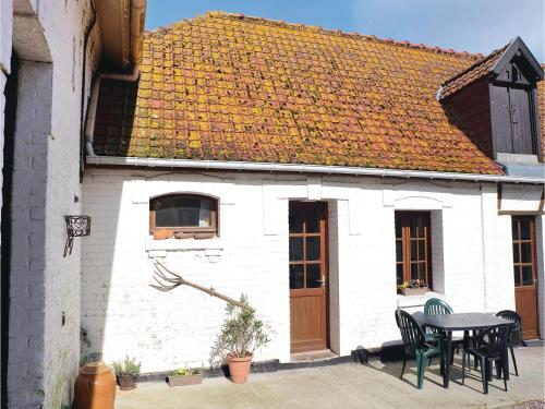 One-Bedroom Holiday Home in Hames-Boucres : Hebergement proche de Vieille-Église