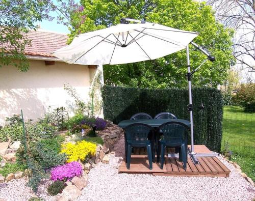 Holiday home Augeres 1 : Hebergement proche de Lisseuil