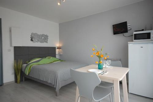 Appartement Studio Cabine + Parking, Gruissan Plage du Grazel