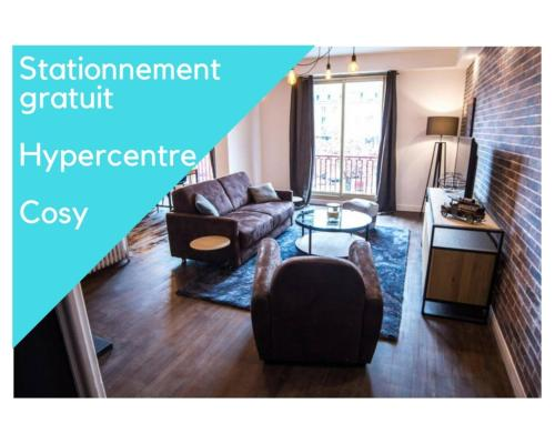 Appartement FACTORY : Appartement proche de Lorient