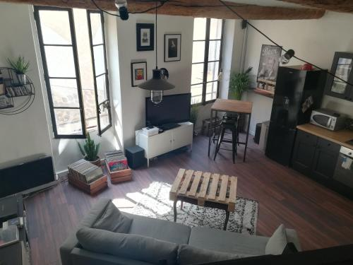 Appartement Studio vieil Antibes