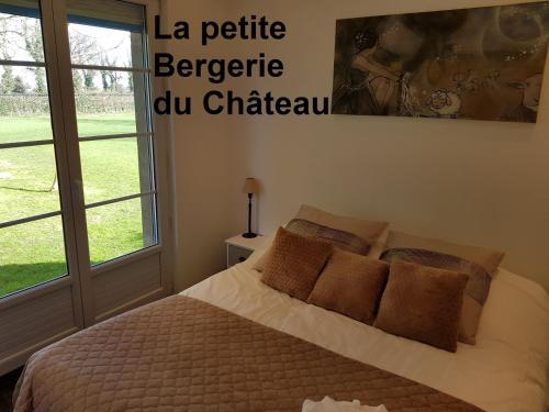 Holiday home du Chateau des Lumieres : Hebergement proche de Méneslies