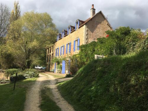 Le Moulin de Ladouch : Appartement proche de Journiac