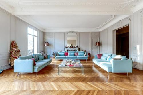 Appartement Champs Elysees