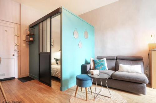Luckey Homes - Place de la Rotonde : Appartement proche de Rennes