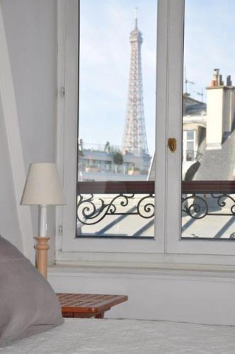 Invalides Tour Eiffel : Appartement proche du 7e Arrondissement de Paris