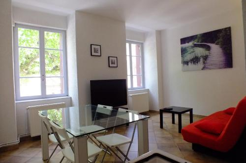 Appartements Coeur de Village : Appartement proche de Vissec