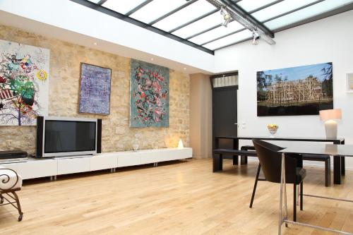Private Loft - Republique - Marais Area : Appartement proche du 10e Arrondissement de Paris