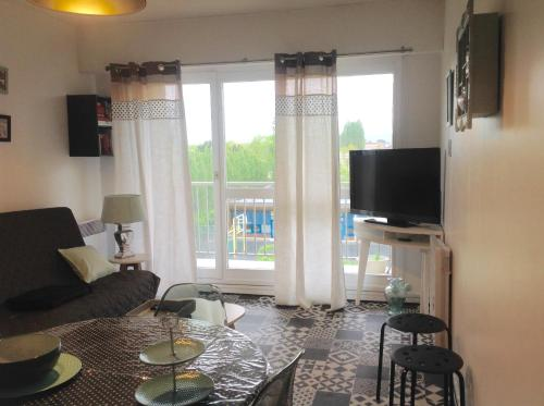 Apartment LE PETIT NID NORMAND : Appartement proche de Putot-en-Auge