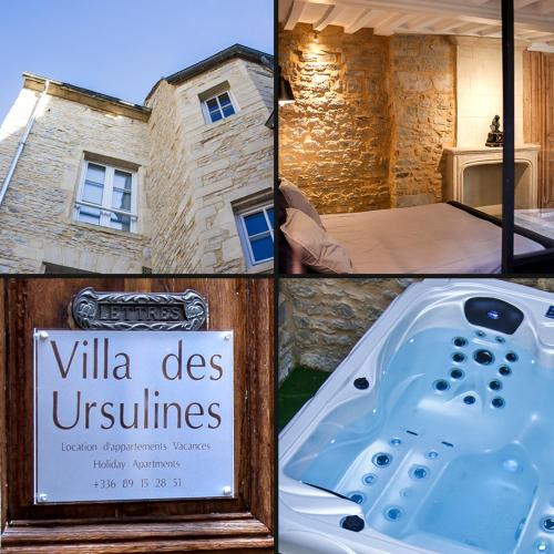 Appartement Villa Des Ursulines