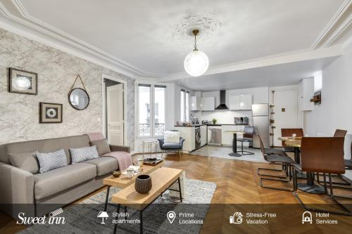 Appartement Sweet Inn - Le Marais