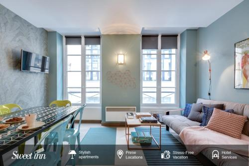 Sweet Inn - Rue D'Enghien : Appartement proche du 10e Arrondissement de Paris