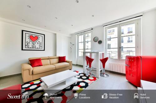 Sweet Inn - Saint denis : Appartement proche du 10e Arrondissement de Paris