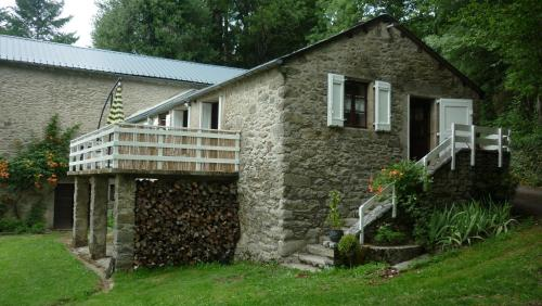 Holiday home La Borio : Hebergement proche de Montfa