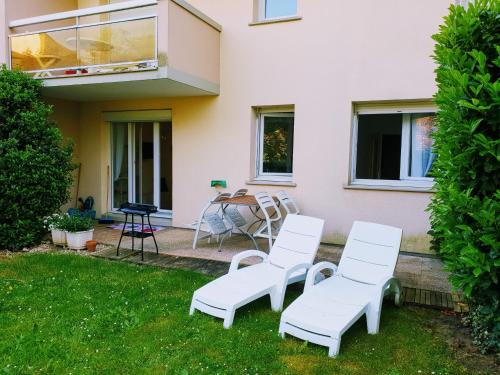 Helianthe : Appartement proche de Saint-Cyr-en-Val