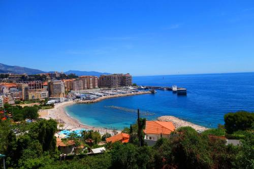 Appartement Border MONACO,sea view