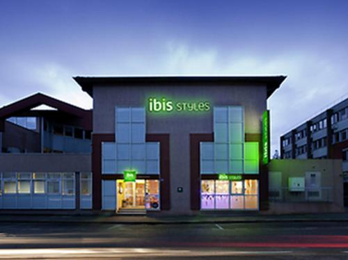 Photo ibis Styles Bourg en Bresse