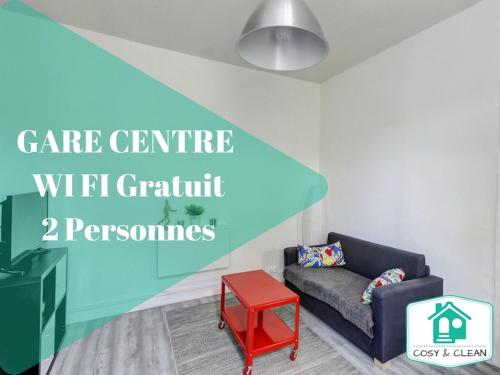 LE PETIT PALLIOT ★ COSY & CLEAN ★ : Appartement proche de Val-Suzon