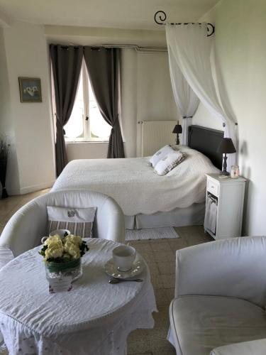 Chambre d'hotes Romance : Chambres d'hotes/B&B proche d'Ussy-sur-Marne