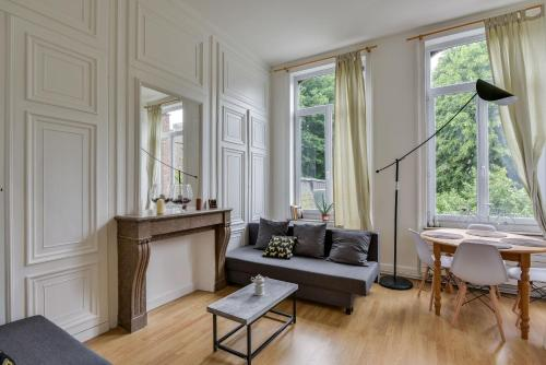 Le Petit National : Appartement proche de Capinghem