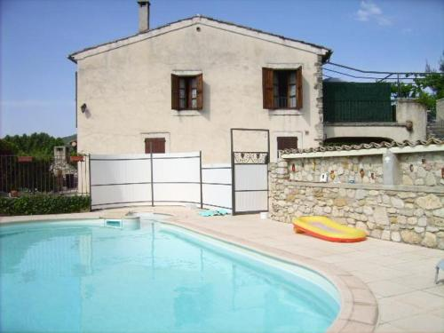 Holiday rental with fenced pool - Alpes de hautes provence : Hebergement proche de Les Mées