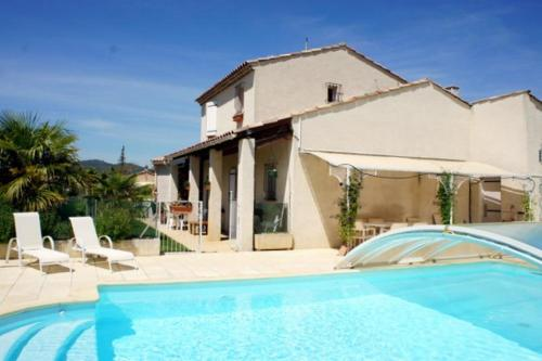 Holiday villa with swimming pool - Gorges du Verdon : Hebergement proche de Les Mées