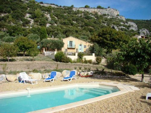 Holiday rental with private pool - Luberon - Provence : Hebergement proche de Saint-Christol
