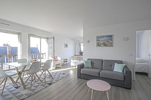 Luckey Homes - Avenue du Marechal Foch : Appartement proche de Cabourg