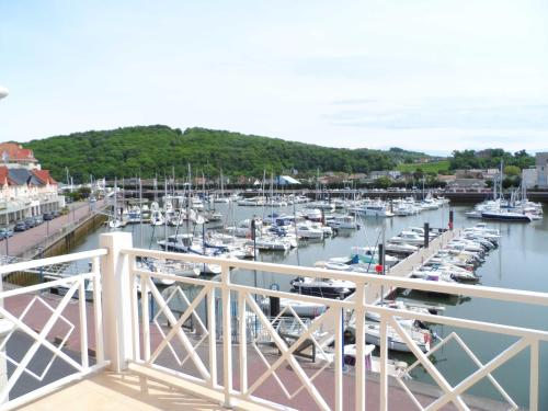 Appartement Dives Sur Mer - 2 Pieces - Vue port de plaisance