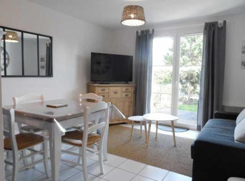 Appartement Dives Sur Mer - Cottage 3 Pieces - Vue jardin