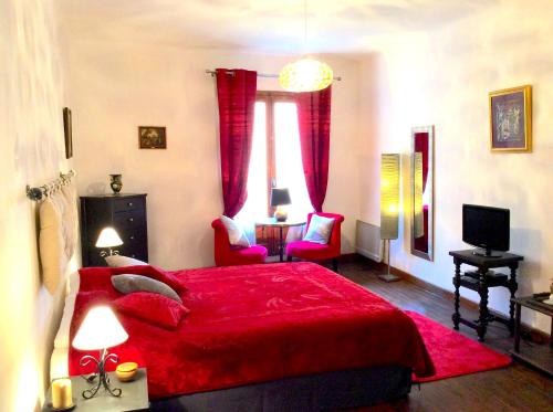 The Old Well Bed and Breakfast : Chambres d'hotes/B&B proche d'Aumes