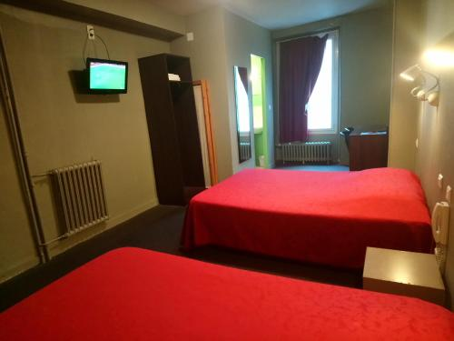 Hotel Moliere : Hotel proche d'Angers