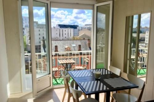 Luckey Homes - Rue Saint-Hélier : Appartement proche de Rennes