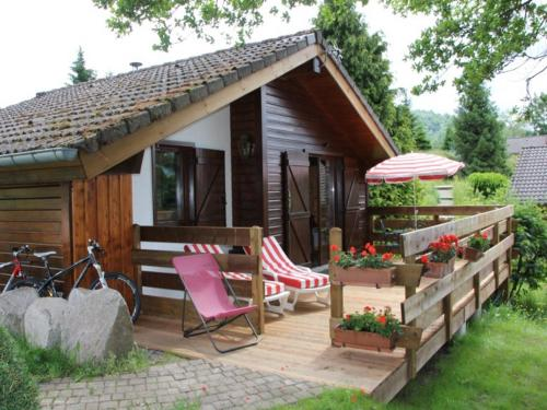 Photo Chalet Les Chalets Des Ayes 3