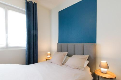 Pied a terre a Lorient - Appartement 2 chambres tout equipe