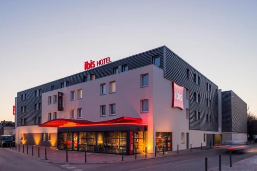 ibis Troyes Centre : Hotel proche de Troyes