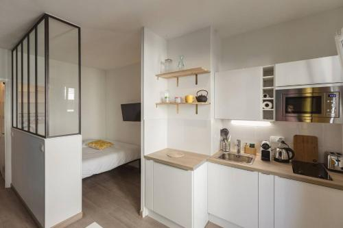 Appartement Nicelidays - Le Berlioz - city central - 7min from beaches