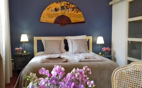 Ombre Rose : Chambres d'hotes/B&B proche d'Ausseing