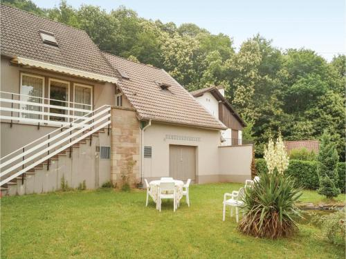 One-Bedroom Apartment in Neuwiller les Saverne : Appartement proche de Niedersoultzbach