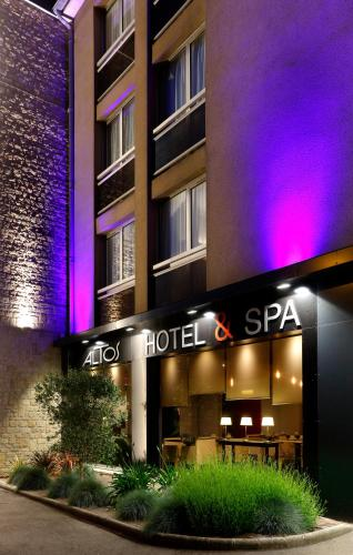 Altos Hotel & Spa : Hotel proche d'Avranches