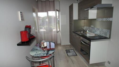 studio 403 : Appartement proche de Lalleyriat