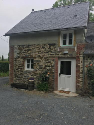 Moulin du Hamel : Appartement proche de Quibou