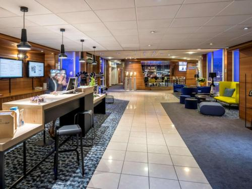 Novotel Chartres : Hotel proche d'Amilly