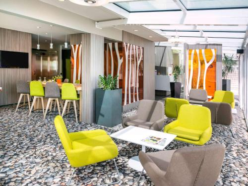 Ibis Styles Annemasse Genève-Breakfast Included : Hotel proche de Cranves-Sales